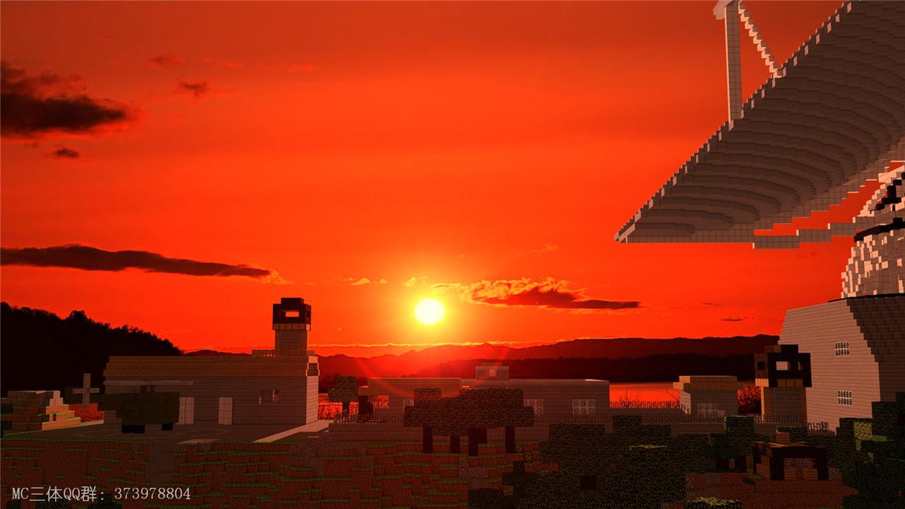 高清壁纸科幻风景