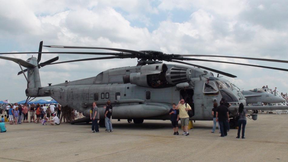 美国-海上种马直升机