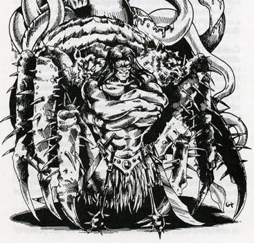 狼蛛密斯卡前任恶魔王子-多图 深渊和地狱各路领主 贴吧龙空转载
