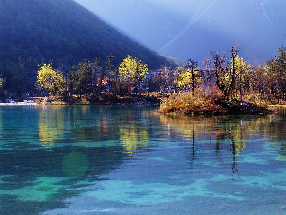 组图:镜头下美丽的世界 世界各地的风景照 中国篇 v.02
