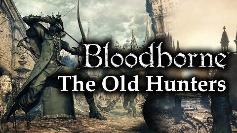 血源 老猎人 壁纸手机