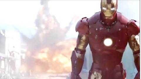 钢铁侠·托尼斯塔克· 坚不可摧mv-饭制版