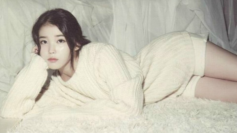 一点小清纯,一点小性感~会是你们的妹妹么~iu李智恩