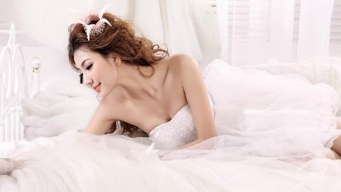最美新娘 4k高清壁纸