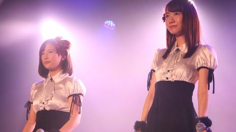 【 ngt】剧场 初日公演 柏木由纪佐藤杏树「あなたとクリスマスイブ」