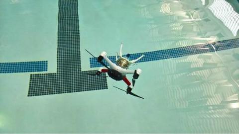 【科客分享】无人机也能潜水