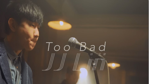 Too bad 林俊杰