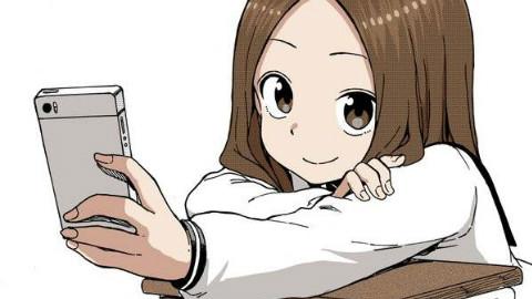 【漫画】『擅长捉弄的高木同学』#27+2016情人节番外