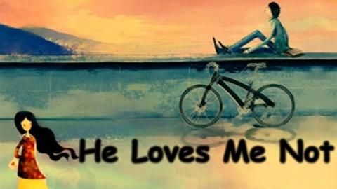 he loves me not(金莎《他不爱我》英译版)