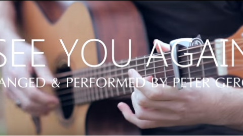 歌曲see you again