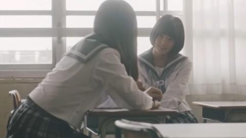 【欅坂46】1单cw「手牵手回家吧」完整版mv【欅坂不
