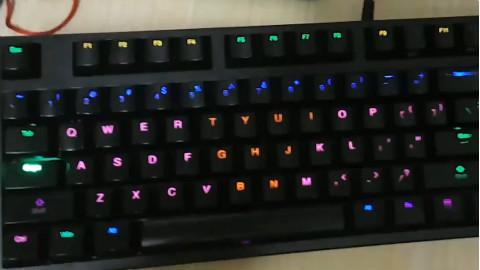方法键盘进水简单维修以及换灯机械-AcFun弹网上京东购物的教程步骤图片