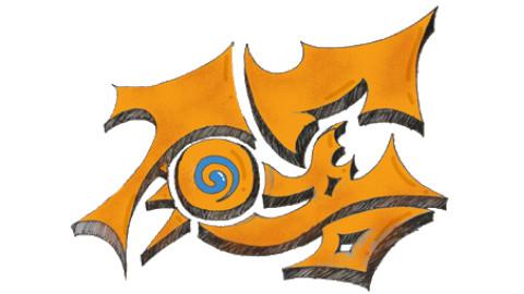 炉石传说logo矢量图 圣骑士