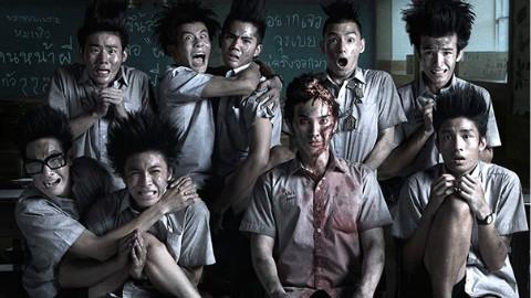 【恐怖头型】【这个高中没有鬼】2013喜剧中泰语高中生图片