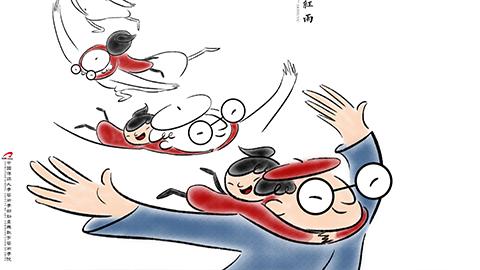 【16学院奖】红风筝【16学院奖】红风筝